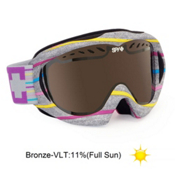 Spy Targa Mini Kids Goggles 2013, Candy Coated-Bronze, medium