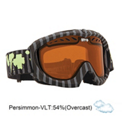 Spy Targa Mini Kids Goggles 2013, Horrorific-Persimmon, medium