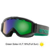 Anon Figment Goggles 2013, Agent-Green Solex, medium