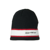 Obermeyer Highlands Knit Hat, Black, medium