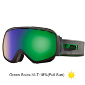 Anon Somerset Womens Goggles 2013, Agent-Green Solex, medium