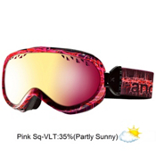 Anon Solace Womens Goggles 2013, Spiked-Pink Sq, medium