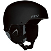 R.E.D. Commander Helmet 2013, Black, medium