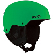 R.E.D. Commander Helmet 2013, Green, medium
