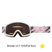 Vonzipper Trike Kids Goggles 2013, Tyed Up-Bronze, medium
