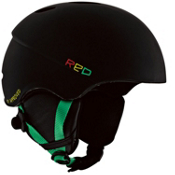 R.E.D. Hi-Fi Frends Audio Helmet 2013, Rasta, medium