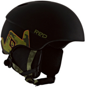 R.E.D. Hi-Fi Frends Audio Helmet 2013, Camo, medium
