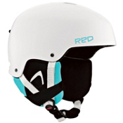 R.E.D. Cadet Womens Helmet 2013, White Blue, medium