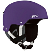 R.E.D. Cadet Womens Helmet 2013, Purple, medium
