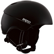 R.E.D. Paragon Womens Helmet 2013, Black, medium