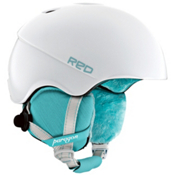 R.E.D. Paragon Womens Helmet 2013, Matte Pearl White, medium