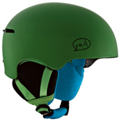 R.E.D. Avid Grom Kids Helmet 2013, Green, medium