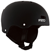 R.E.D. Trace Grom Kids Helmet 2013, Black, medium