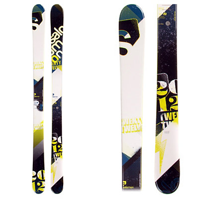 Salomon Twenty Twelve Blem Skis, , viewer