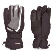 Level Edge 2 IN 1 Gloves, Anthracite, medium