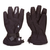 Level Explorer Gloves, Black, medium
