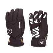 Level Mission Gloves, Black, medium