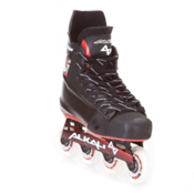 Alkali CA5 Inline Hockey Skates 2013, Black-Red, medium
