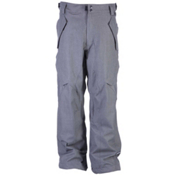 Ride Phinney Mens Snowboard Pants, Light Grey Denim, medium