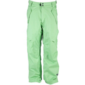 Ride Phinney Mens Snowboard Pants, Green Herringbone, medium