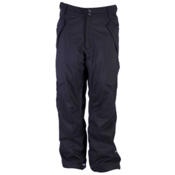 Ride Phinney Mens Snowboard Pants, Black Herringbone, medium