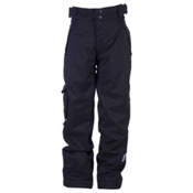 Ride Charger Kids Snowboard Pants, Black, medium