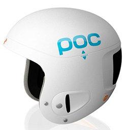 POC Skull Comp 2.0 Julia Mancuso Edition Helmet, Julia Metallic White, 256