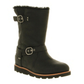 UGG Australia Noira Womens Boots, Black, medium