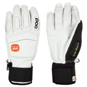 POC Palm Comp VPD 2.0 Ski Racing Gloves, White, medium