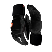 POC Palm Comp VPD 2.0 Ski Racing Gloves, Black, medium