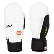 POC Palm Com VPD 2.0 Ski Racing Mittens, White, medium