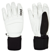 POC Palm X Ski Racing Gloves, White, medium