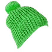 POC Color Hat, Neon Green, medium