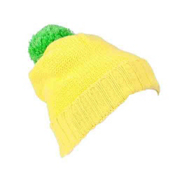 POC Pom Pom Hat, Yellow, medium