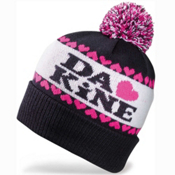 Dakine Lovely Womens Hat, Black, medium