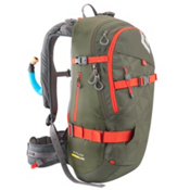 Black Diamond Outlaw Avalung Backpack 2013, Revolution Green, medium