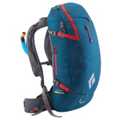 Black Diamond Covert Avalung Backpack 2013, Moroccan Blue, medium