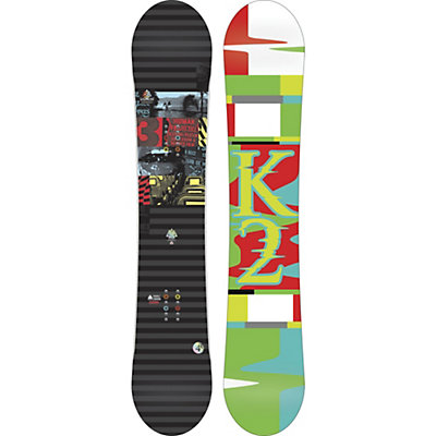 K2 Lifelike Snowboard, , large