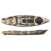Feel Free Moken 10 Sit On Top Kayak 2013, Desert Camo, medium