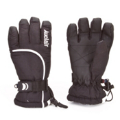 Auclair Curves Womens Gloves, Black, medium