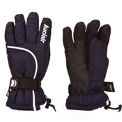 Auclair Curves Womens Gloves, Navy, medium