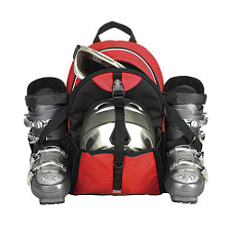 Transpack Sidekick Lite Ski Boot Bag 2018, Red, 256