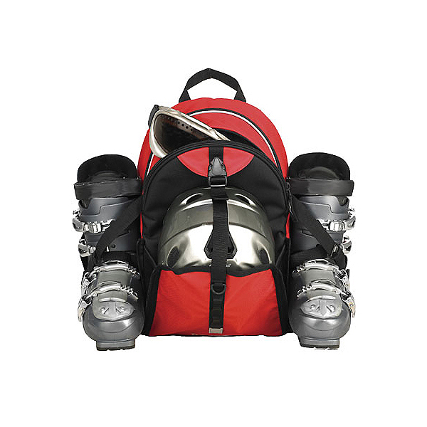 Transpack Sidekick Lite Ski Boot Bag 2017, Red, 600