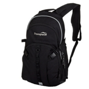 Transpack Ridge Tech Backpack, Black, medium
