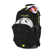 Transpack Ridge Tech Backpack, Black-Yellow Reflect, medium
