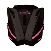 Transpack Compact Pro Ski Boot Bag 2014, Black-Pink Electric, medium