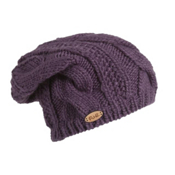 Turtle Fur Cabby Womens Hat, Amethyst, medium