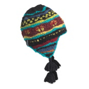 Turtle Fur Vesal Hat, Onyx, medium