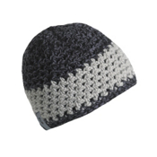 Turtle Fur Brando Hat, Black, medium