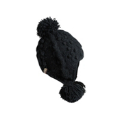 Turtle Fur Nepal Electra Womens Hat, Black, medium